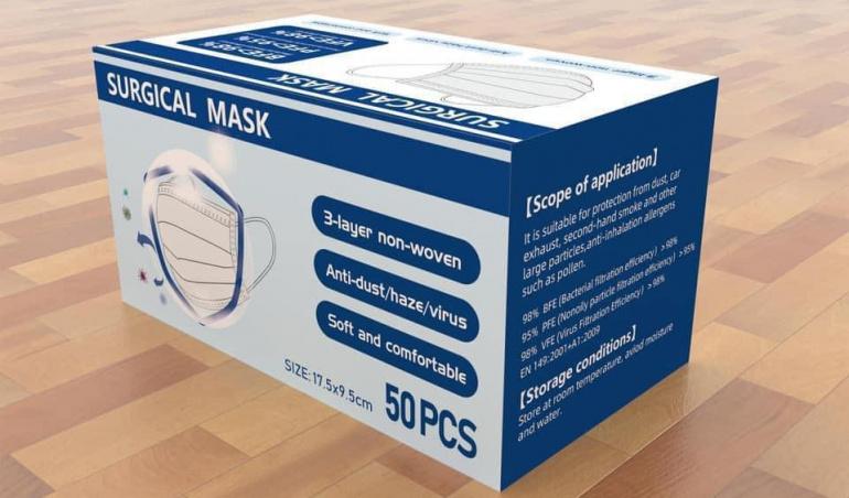 香港藥房格-口罩格價Dailywood Mask
