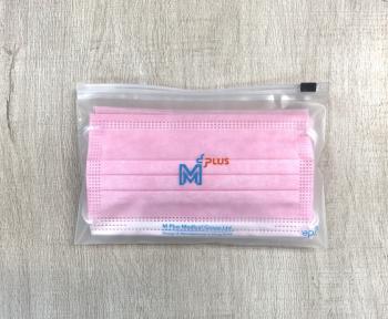 M Plus ASTM LV3 粉紅特別版三層不織布口罩 優先訂購表格